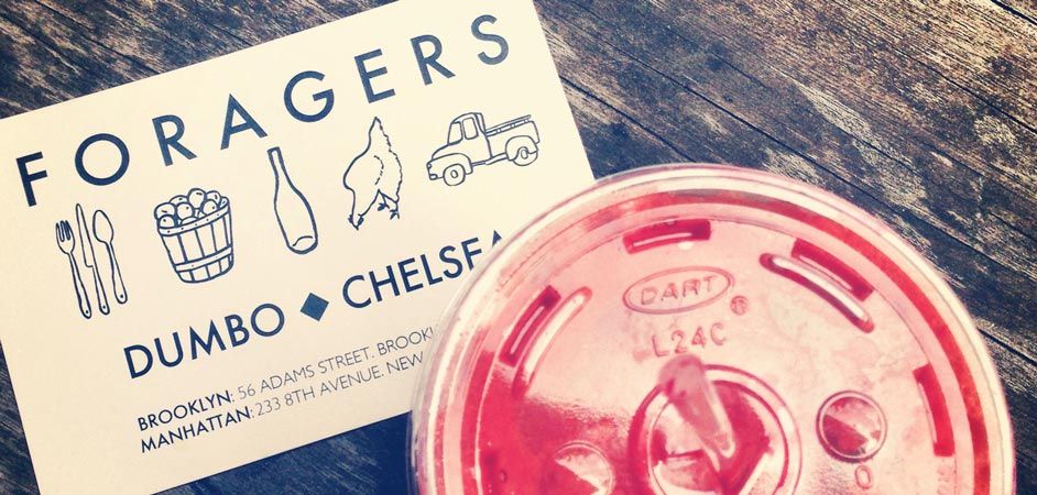 Foragers New York
