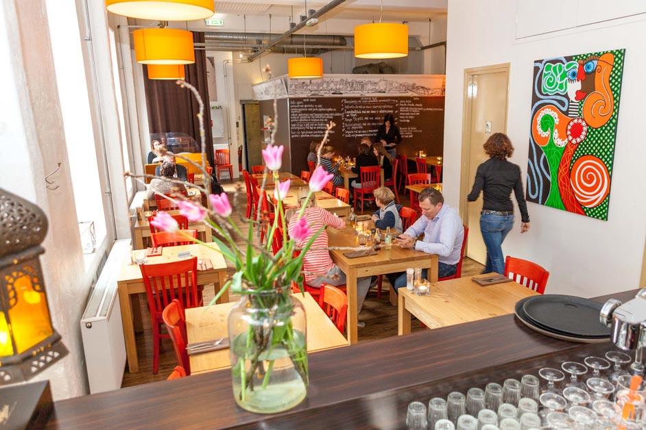 Restaurant Benjamin Arnhem