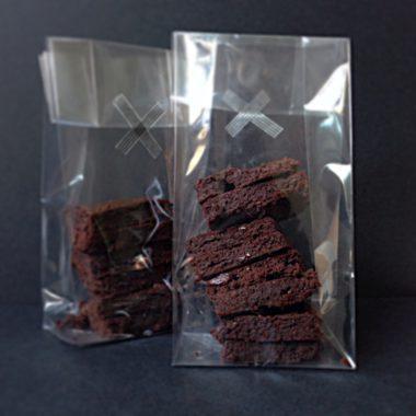 brownie van amandelmeel