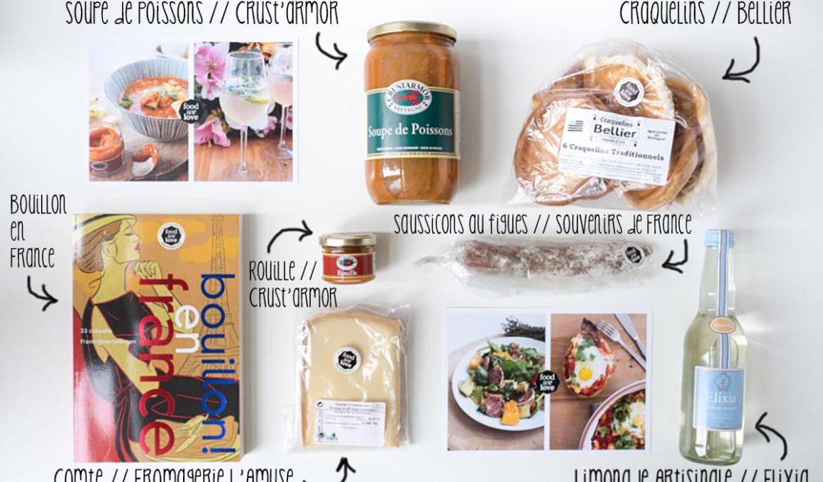 FoodWeLove Box maart 2014