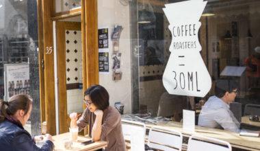 30ML Coffee Roasters Utrecht
