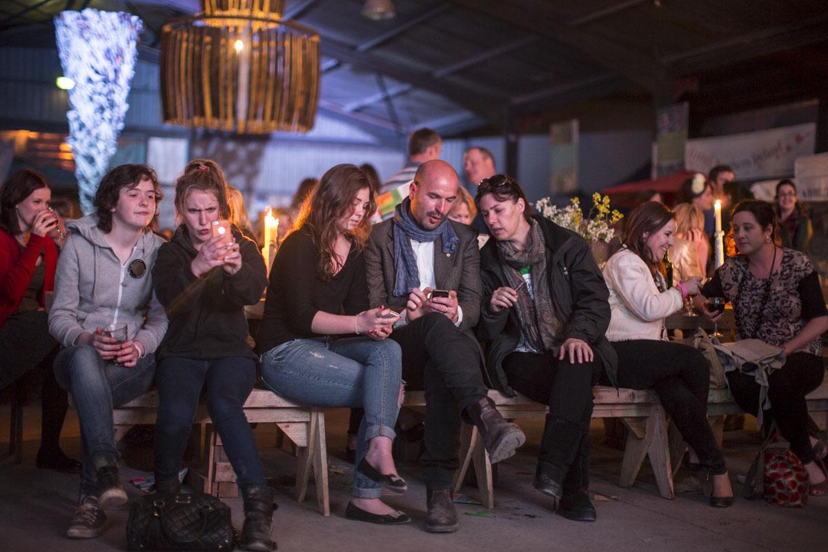 The Kerrygold Ballymaloe LitFest 2014