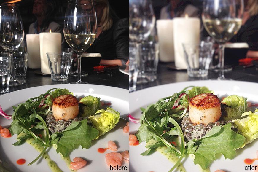Food fotografie met je iPhone
