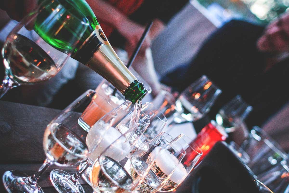 In 9 stappen champagne maken